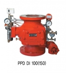 Double Interlock Valve PPD-DI-100