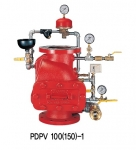 Dry Pipe Valve (High Pressure) PDPV-100